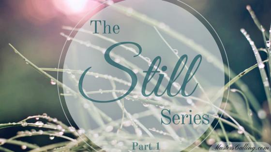 The Still Series