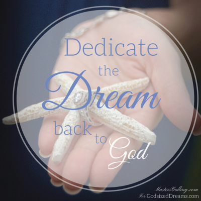 Dedicate Dream Back