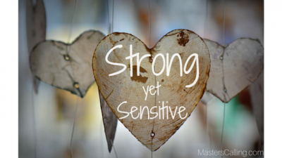 Strong yet sensitive